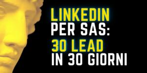 Case Study: Linkedin per Sas