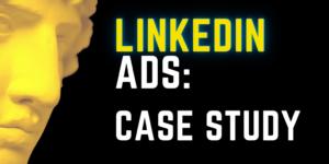 Case Study: Linkedin Ads Farmaceutico